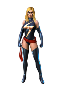Ms Marvel Marvel Heroes Complete Costume List Brie larson's captain marvel costume is here and already. marvel heroes complete costume list weebly