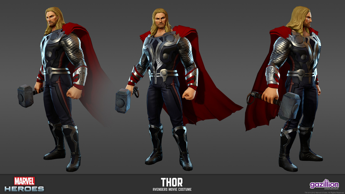 Thor's Hammer / Dark Fury - Untitled